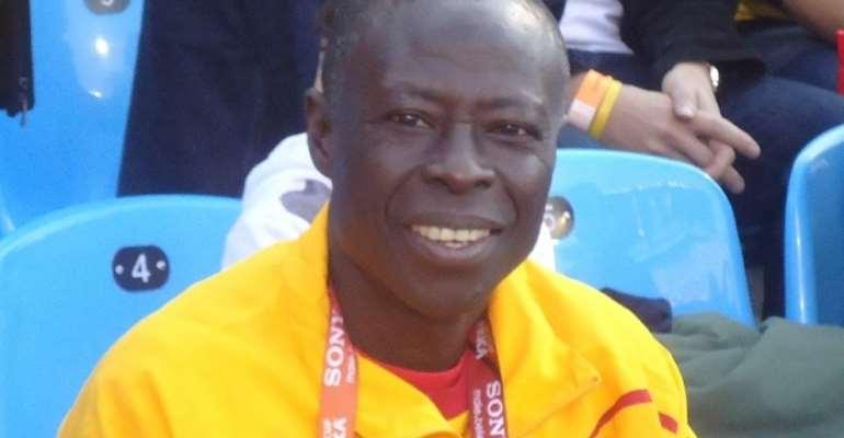 Former Ghana FA Technical Director, Francis Oti Akenteng