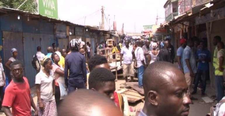 Nigeria Vows To Retaliate As Ghana Shut Down Nigerian Shops