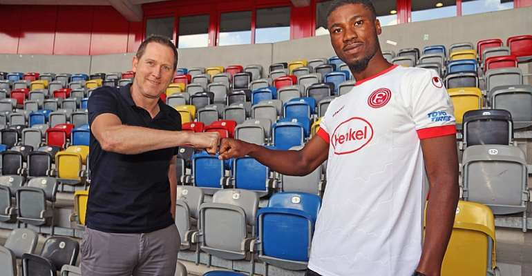 OFFICIAL: Kevin Danso Joins Fortuna Düsseldorf On Loan From FC Augsburg