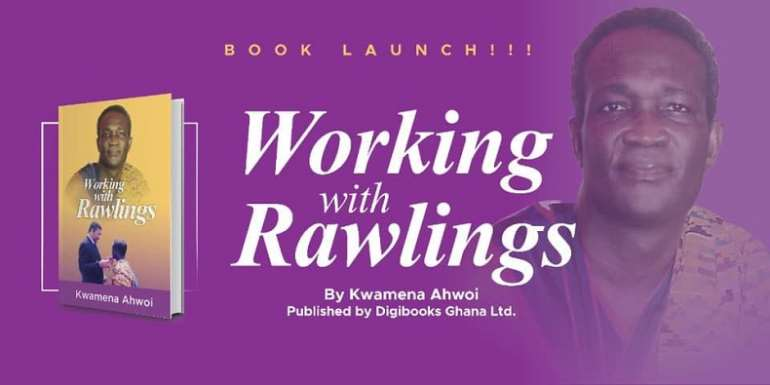 Kwamena Ahwoi's Working With Rawlings – Amidu's Critique
