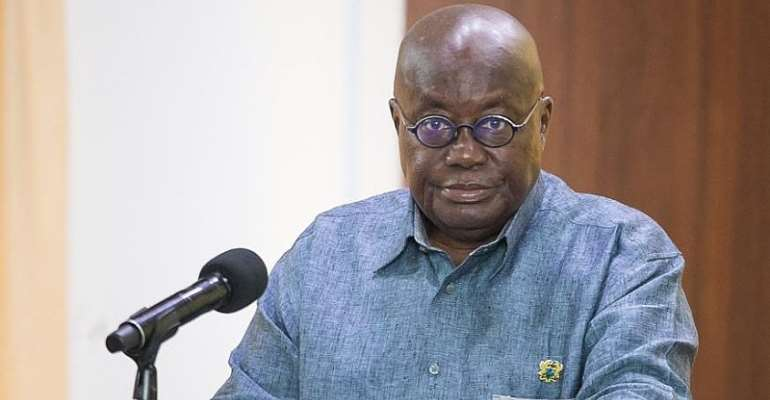 I'll Deliver All My Road Promises – Akufo-Addo Tours W/R