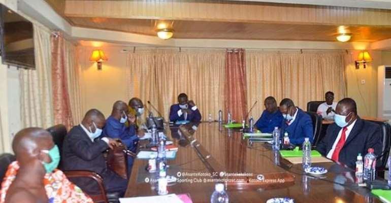 Current Kotoko Board Members Want To A Leave Legacy – Alhaji Abu Lamin