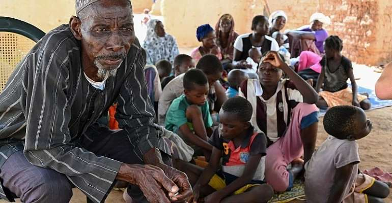 1 million in Burkina Faso displaced by violence, amid Covid-19, climate change