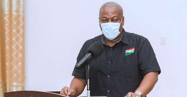 Nobody Can Abolish Free SHS – Says Mahama