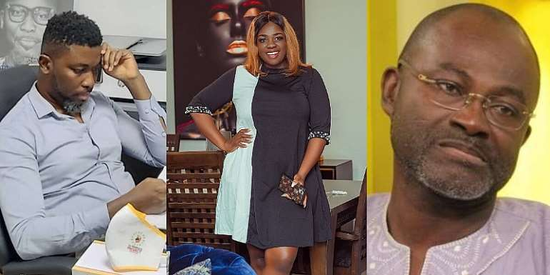 A-Plus Refused To Pay After Sleeping With Tracey Boakye – Ken Agyapong [Video]