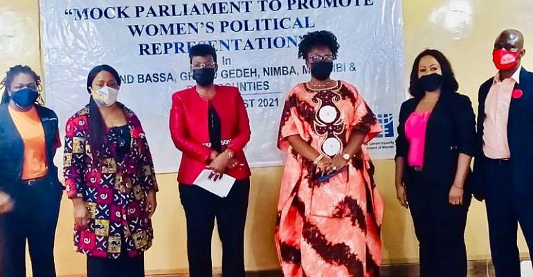 Increase Advocacy On Gender Quota  Gender Minister tells stakeholders at Mock Parliament