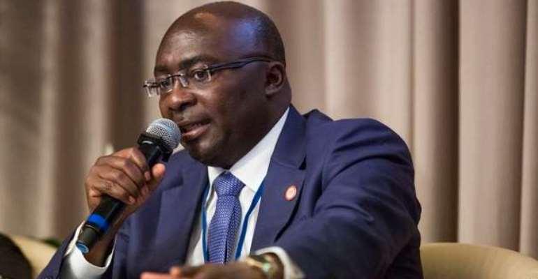 The Vice-President, Mahamudu Bawumia