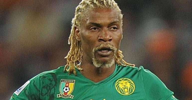 Carles Puyol Names Former Cameroon Defender Rigobert Song As His Idol