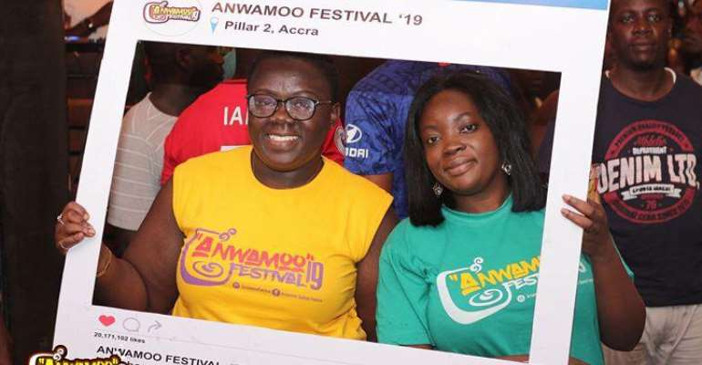 Ghana Jollof To AnwaMoo (Oil Rice): Oil Rice Event Draws Thousands From Social Media