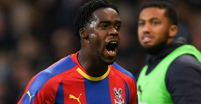 Jeffery Schlupp Hoping Crystal Palace Can Upset Manchester United Next Weekend