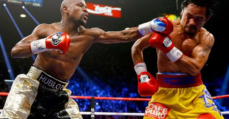 Floyd Mayweather Rules Out Manny Pacquiao Rematch In Saudi Arabia [VIDEO]