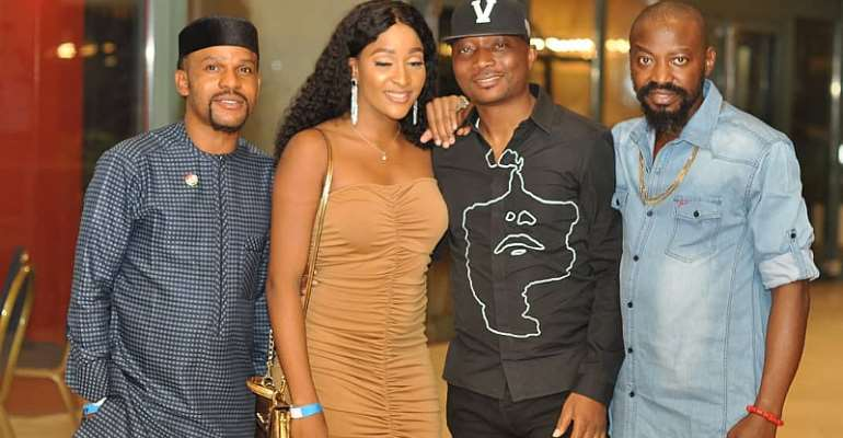 Top Lagos DJ Barbie Makes Arresting Appearance At Ajegunle To WorldEvent In Abuja