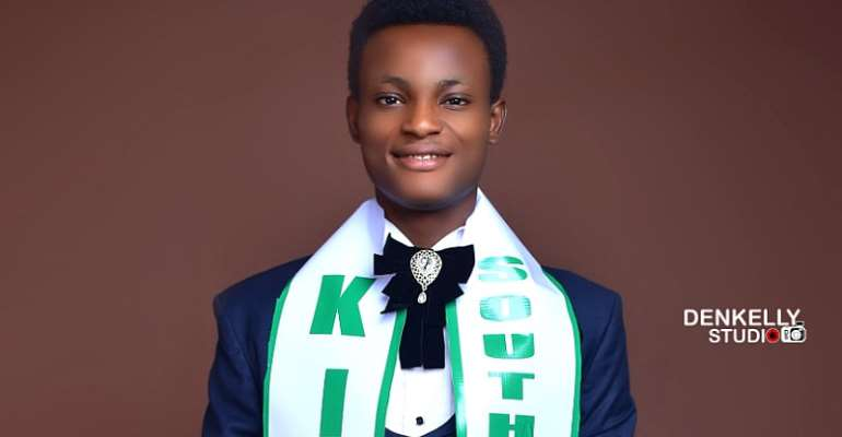 Emeje Victory, King of South East Nigeria 2019 Shares Cute Photos