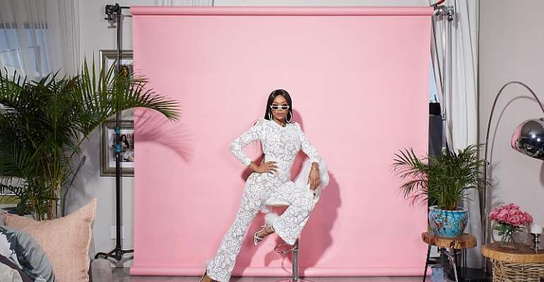 "South Africa's Media It Girl ""bonang Matheba"" Announced As Host For The Funky Brunch 1 Year Anniversary In Lagos"