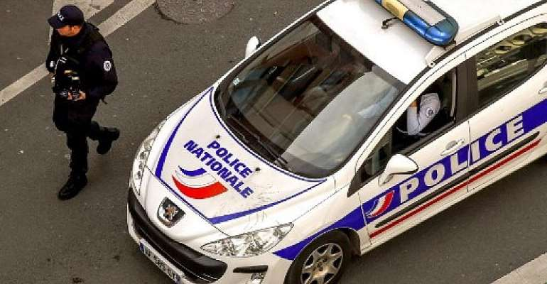 French police arrest man after wife's body found in suitcase in car boot