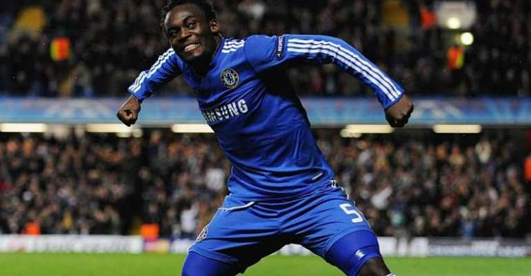 TODAY IN SPORTS HISTORY: Michael Essien Joined Chelsea For £26m From Lyon