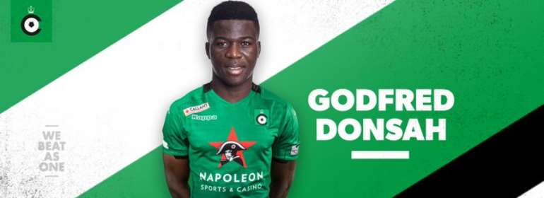 OFFICIAL: Ghana Midfielder Godfred Donsah Completes Loan Move To Cercle Brugge