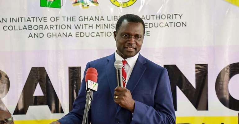 GLA Launched Training Programme For SHS Librarians