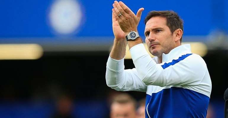 Lampard Pleads For Patience After Slow Chelsea Start