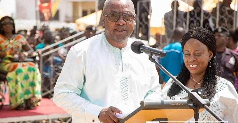 Fake News alert; John Mahama denies selection of running mate rumours