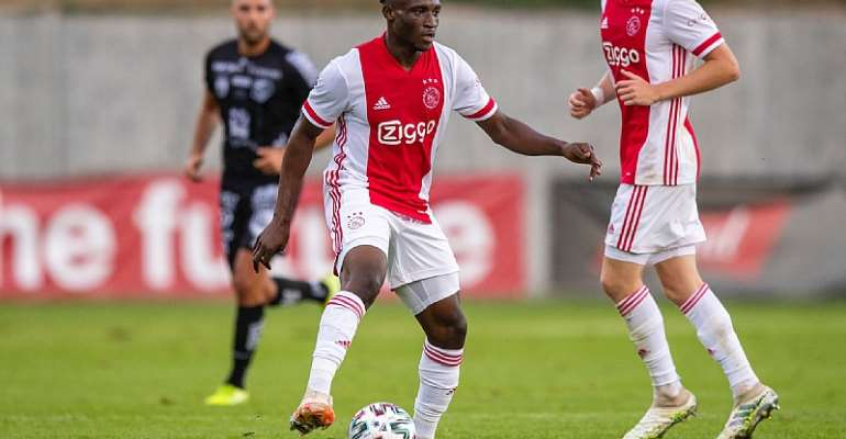Mohammed Kudus Buzzing After Marking Debut For Ajax