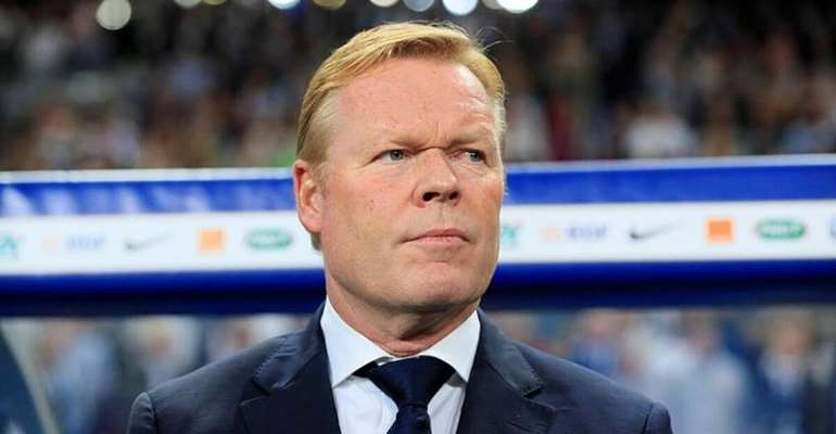 Barcelona Confirm Ronald Koeman Appointment After Quique Setien Sacking
