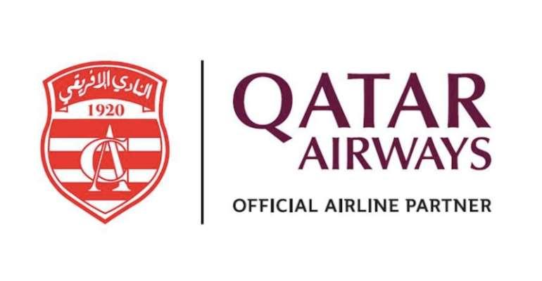 Tunisia's Club Africain Secures Partnership With Qatar Airways