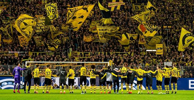 Dortmund Catches Covid Reporting A €44m Loss As Match Day And Transfer Revenues Hit