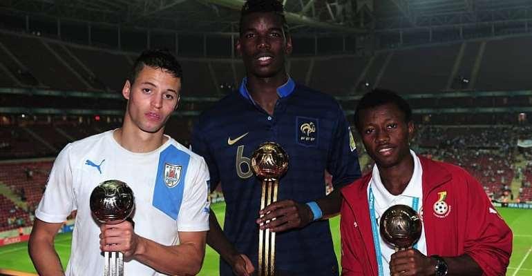I Am Not Worried With Paul Pogba Comparison, Says Ghana U-20 Star Clifford Aboagye