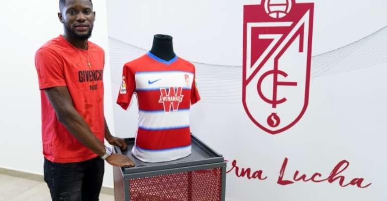 Ghanaian Defender Kingsley Fobi Signs For Granada