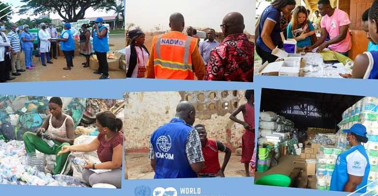 Celebrate Front Line Workers And Maintain Vigilance To Ensure Humanitarian Work Is Well Managed—UN