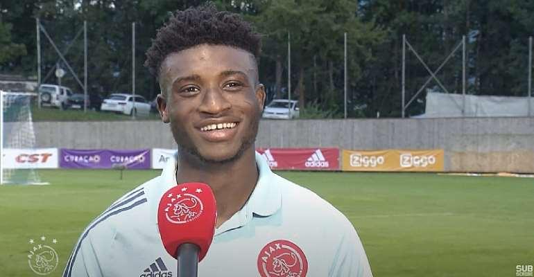 Mohammed Kudus Name Players Helping Him Adapt At Ajax