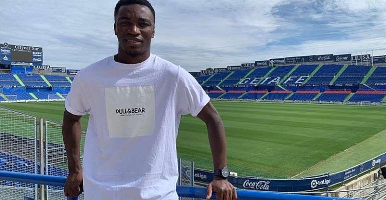 OFFICIAL: Getafe Sign Ghanaian Midfielder Abdulai Sabit