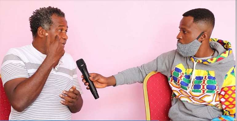 Mahama Collapsed My Business – Lucky Mensah [Video]