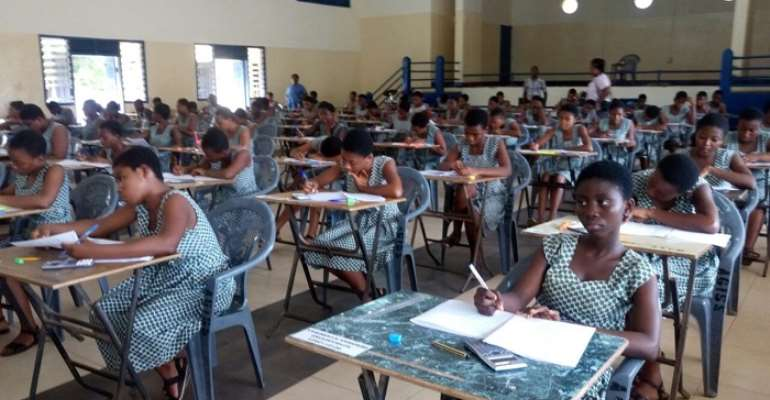 Education Watch Tackles WASSCE Examination Leakages
