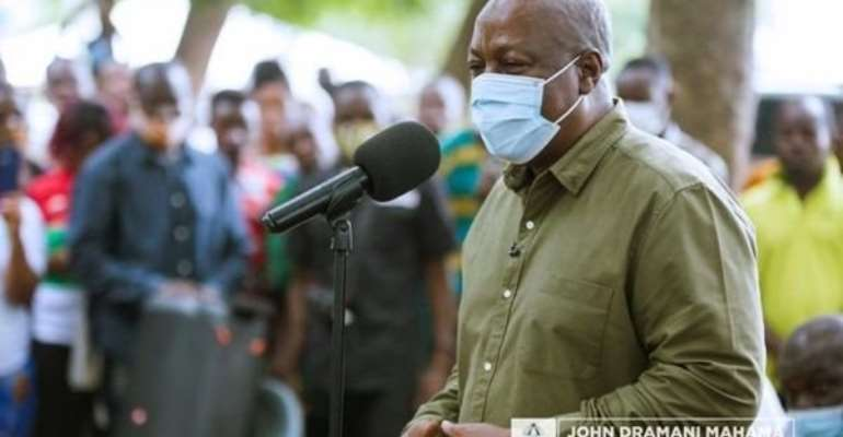 NDC Will Win Back Power If Election Is Free, Fair — Mahama