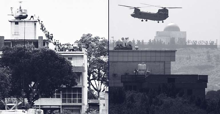 Afghanistan debacle: Chairman Mao on my mind #Saigon20