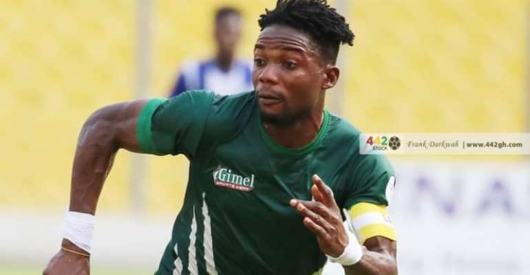 Striker Kwame Peprah completes $150,000 move to South African side Orlando Pirates