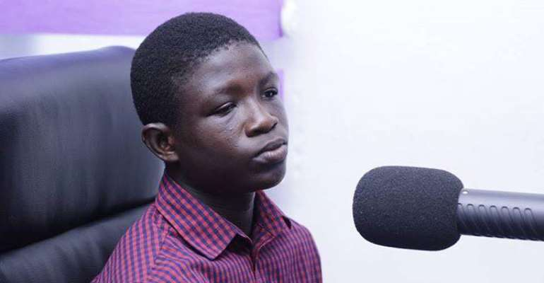 """Shocking: """"Beast Of No Nation"""" Star Strika Now Begs For Money"""