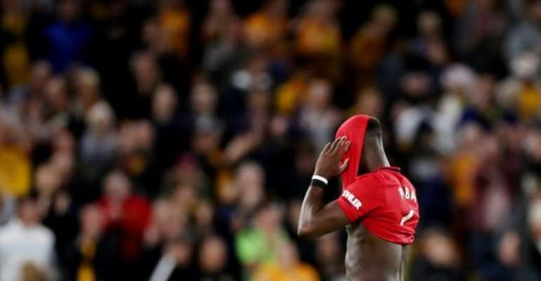Pogba Subjected To Online Racist Abuse After Penalty Miss