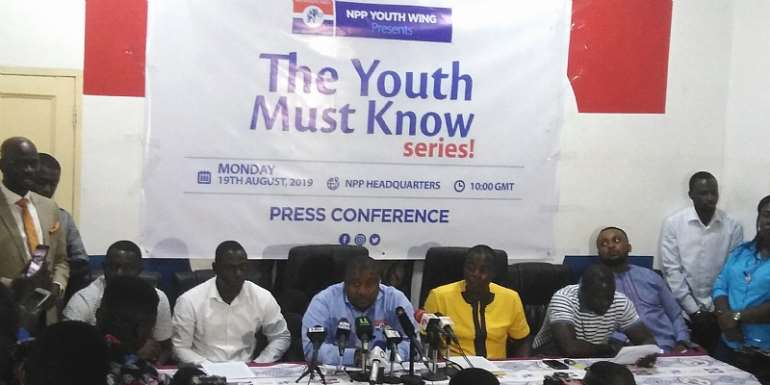 YOUTH MUST KNOW SERIES: Mahama And NDC Are Threat To Free SHS Policy—Nana Boakye