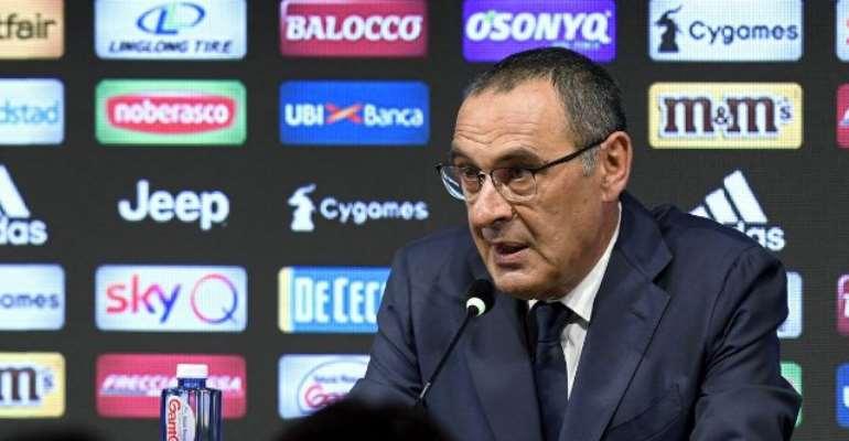 Juventus Coach Maurizio Sarri Has Pneumonia