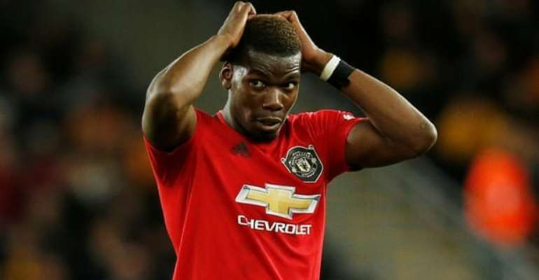 Pogba Penalty Saved As Neves Stunner Earns Wolves Draw Against Man Utd