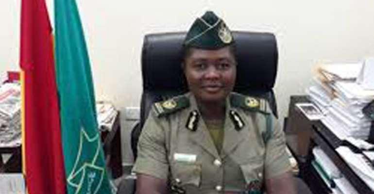 ACI Edith Penelope Arhin, Greater Accra Regional GIS Commander