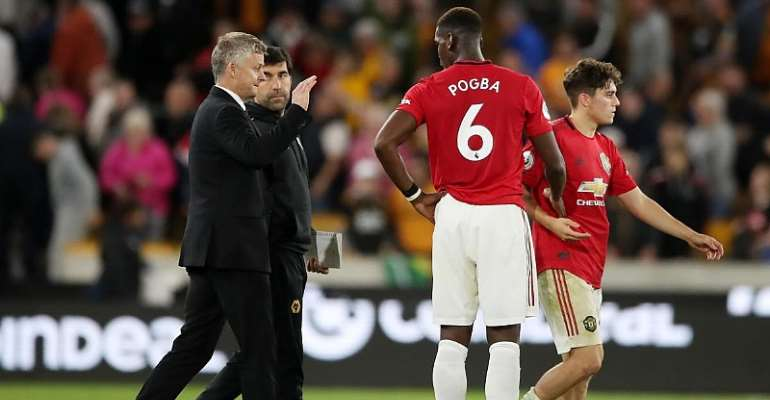 Manchester United Condemn Racial Abuse Amid At Paul Pogba