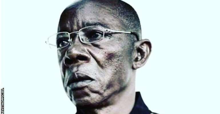 The Two Halves Of The Late Zaire Striker Pierre Ndaye Mulamba's Life