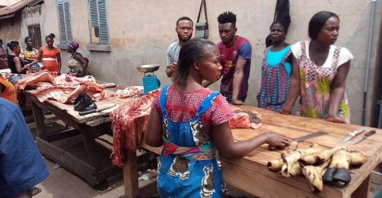Berekum Thursday Market To Be Redeveloped