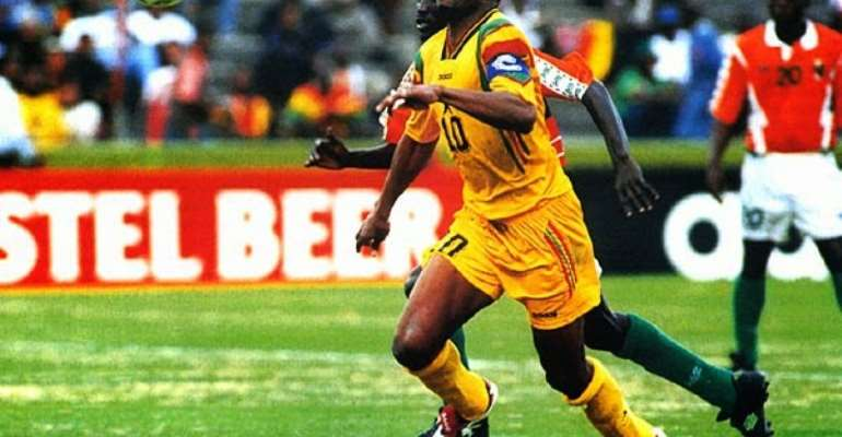 'Abedi Pele Is Ghana's Greatest Player', Says Asamoah Gyan