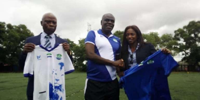Sellas Tetteh Happy To Return As Sierra Leone Head Coach