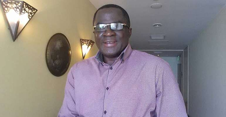 GOC President Wishes Team Ghana All The Best At African Games
